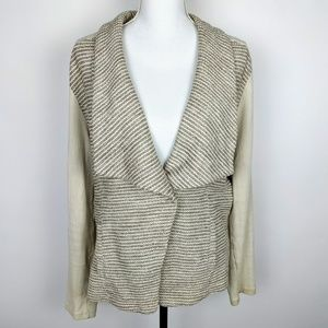 Halogen Nordstrom's Textured Tweed Knit Cardigan